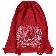 """SM-102 Мешок-рюкзак """"Lion"""" красный, 10011545, 02.СУМКИ"""