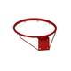 Кольцо баскетбольное 246 метал №7 - корзина (труба) Облегченное без сетки d 450мм