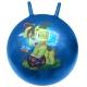 F18574 Мяч попрыгун с рожками 45 см (с рисунком)