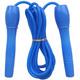 B23648 Скакалка (цвет-Синий, ручки пластиковые, шнур ПВХ)