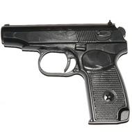 Пистолет тренировочный PMT-2M (черный), мягкий термоэластопласт 320гр., 10014311, Груши, мешки, макивары, наборы