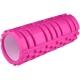 HKYR6009-11 Ролик для йоги (розовый) 140х330мм., ЭВА/ПВХ/АБС