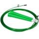 R18144 Скакалка скоростная 2,8 м. трос в ПВХ (зеленая)