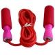 R18158 Скакалка 2,8 м. ПП+Неопрен/Нейлон (красная)