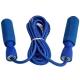 R18158 Скакалка 2,8 м. ПП+Неопрен/Нейлон  (синяя)