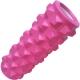 D26056 Ролик для йоги (розовый) 31х11см ЭВА/АБС