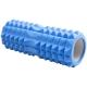 D26058 Ролик для йоги (голубой) 33х13см ЭВА/АБС
