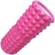 D26058 Ролик для йоги (розовый) 33х13см ЭВА/АБС