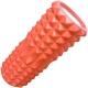 D26058 Ролик для йоги (оранжевый) 33х13см ЭВА/АБС