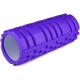 HKYR6009-12 Ролик для йоги (фиолетовый) 33х14см., ЭВА/ПВХ/АБС