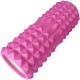 HKYR6009-92 Ролик для йоги (розовый) 33х13см., ЭВА/ПВХ/АБС
