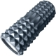 HKYR6009-94 Ролик для йоги (серый) 125х330мм., ЭВА/ПВХ/АБС