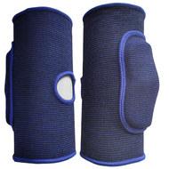 NK-201L Наколенники волейбольные (Синий /Синий) р.L , 10015872, Волейбольные аксессуары