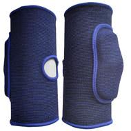 NK-201XL Наколенники волейбольные (Синий /Синий) р.XL , 10015873, Волейбольные аксессуары