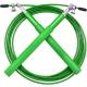 C28926-5 Скакалка скоростная зеленая алюм. 2,8м