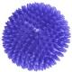 T07638 Мяч массажный (темно-синий) Диа 7см.