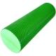 EVR125-45B Ролик для йоги полумягкий Премиум 45x15cm (зеленый) (ЭВА)