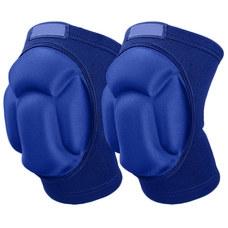 R18117 Наколенники волейбольные (синие) р.L