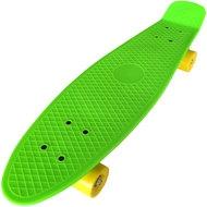 """D26031 Пенниборд пластиковый 27"""" - 68x19,5cm (зеленый), 10015483, 01.ЛЕТО"""