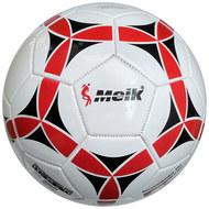 """R18018 Мяч футбольный """"Meik-2000""""  3-слоя  PVC 1.6, 300 гр, машинная сшивка, 10010044, Футбольные мячи"""