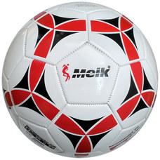 """R18018 Мяч футбольный """"Meik-2000""""  3-слоя  PVC 1.6, 300 гр, машинная сшивка"""