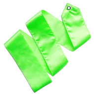 HKGB 301 Лента гимнастическая 6 м. (зеленая), 10011196, Аксессуары