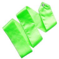 HKGB 301 Лента гимнастическая 6 м. (зеленая), 10011196, 00.Распродажа