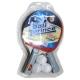 H09896 Набор д/настольного тенниса (2ракетки, 3 шарика)
