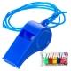 H09924 Свисток с шариком пластиковый со шнурком