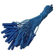 H09995 Скакалка c подшипником 2,8 метра (синие) 10 штук, 10012867, СКАКАЛКИ