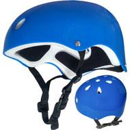 F11721-3 Шлем защитный универсальный JR (синий), 10013161, Велозамки и ШЛЕМА
