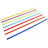 Гимнастическая палка пластиковая   80 см (d-20), 10013462, 00.Новые поступления
