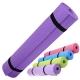 HKEM1205-04-PURPLE Коврик для йоги 173х61х0,4 см (фиолетовый)