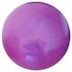T07574 Мяч для худ. гимнаст (фиолетовый с блестками)