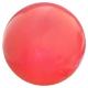 T07574 Мяч для худ. гимнаст (коралловый с блестками)