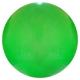 T07574 Мяч для худ. гимнаст (зеленый с блестками)