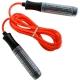 B23649 Скакалка (цвет-Красный, ручки пластиковые, шнур ПВХ)