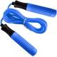 B23649 Скакалка (цвет-Синий, ручки пластиковые, шнур ПВХ)