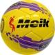 """R18032-2 Мяч футбольный """"Meik-069"""" (красный) 4-слоя  TPU+PVC 3.0,  400 гр, машинная сшивка"""