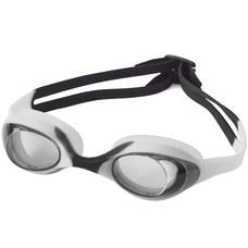 R18165 Очки для плавания (черно-белые)