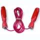 R18147 Скакалка с подшипником 2,8 м. ПП/Трос (красная)