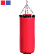 MBP-26-50-10 Мешок боксёрский Диа. 26, высота 50см, 10кг (с кольцом и цепью), 10015074, Груши, мешки, макивары, наборы