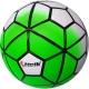 """D26074-2 Мяч футбольный """"Meik-100"""" (зеленый) 4-слоя, TPU+PVC 3.2,  410-450 гр., машинная сшивка"""