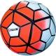 """D26074-3 Мяч футбольный """"Meik-100"""" (оранжевый) 4-слоя, TPU+PVC 3.2,  410-450 гр., машинная сшивка"""