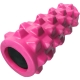 HKYR6009-83 Ролик для йоги полнотелый (розовый) 33х13см., ЭВА/ПВХ/АБС