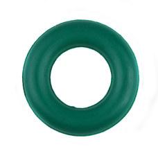 Эспандер кистевой, кольцо детский ЭРК-15 кг малый (зеленый)
