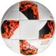 """C28704-3 Мяч футбольный """"Telstar"""" - красный, PU3.0мм, 420 гр, термо сшивка"""