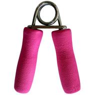 C28686-3 Эспандер кистевой (розовый) (хромированный металл, ручки Неопреновые), 10016179, ЭСПАНДЕРЫ