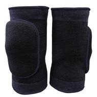 NK-303-XL Наколенники волейбольные (Черный/Черный) р. XL, 10016354, Волейбольные аксессуары