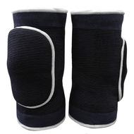 NK-304-XL Наколенники волейбольные (Черный/Белый) р. XL, 10016358, Волейбольные аксессуары